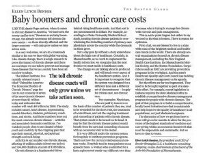 access to healthcare and baby boomers Get access to better benefits  effects of the baby boomer generation on national health care costs  despite the trepidation the influx of baby boomers has .